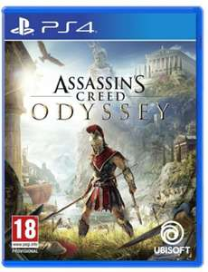 Assassins Creed Odyssey [PS4] for £18.95 Delivered @ Go2Games