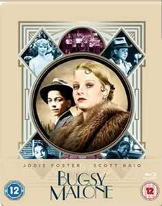 Bugsy Malone (Limited Steelbook) BLU-RAY NEW £7.12 from Ebay seller Rarewaves outlet