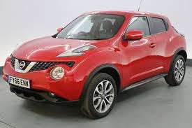 NISSAN Juke 24 month lease, overall £134.25 per month1.6 [112] Tekna 5dr [Bose] (5k per year) - £3,222.11 at V4B, col £250 to £745 more.