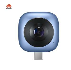 Huawei CV60 - 360 Degree VR Camera - £21.03 or £18.56 as a New Customer @ AliExpress / Eye-photo
