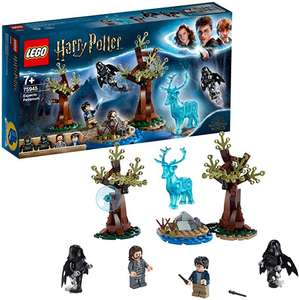 LEGO 75945 Harry Potter Expecto Patronum Set with 4 Minifigures and Patronus Stag Figure Only £15 (+£4.49 Non Prime) @ Amazon