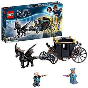 LEGO 75951 Harry Potter Fantastic Beasts Grindelwald´s Escape Carriage £15.79 (+£4.49 non-Prime) @ Amazon