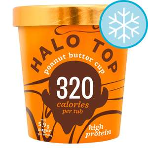 Halo Top Peanut Butter Cup £1.25 @ M&S Instore (Romford)