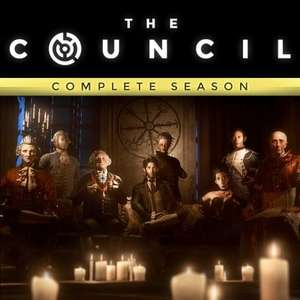 [PS4] The Council - Complete Season £7.99 @ Playstation PSN