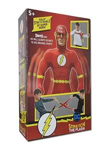 Stretch 'The Flash' Justice League LARGE figure £12.50  in-store @ Sainsbury's Coventry