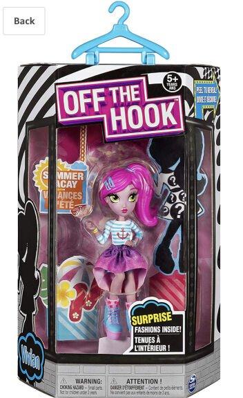 Off The Hook Dolls - Scanning at £1.25 Instore @ Tesco (Prescot)
