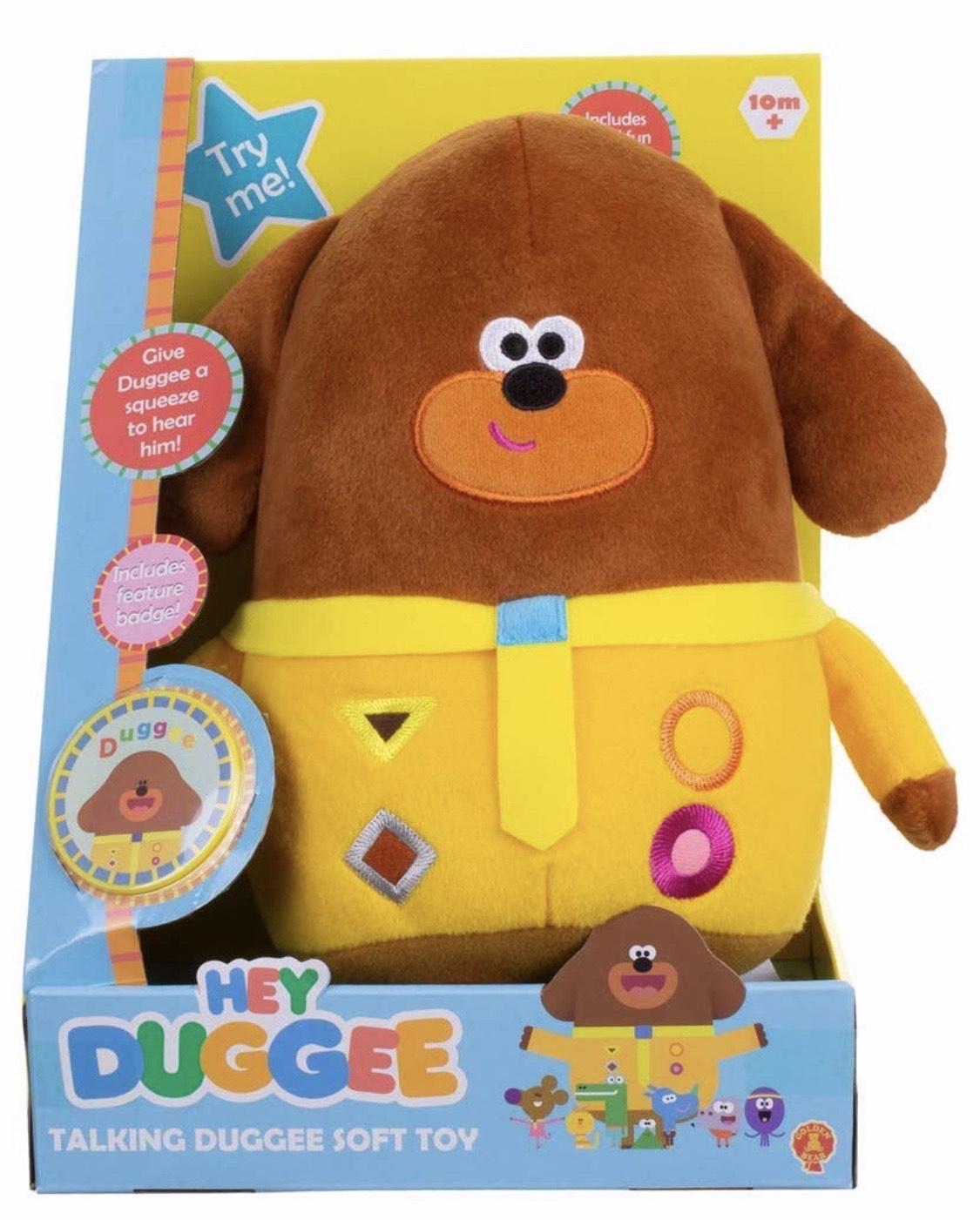Talking Hey Duggee @ Amazon - £10.90 Prime / £15.39 non-Prime