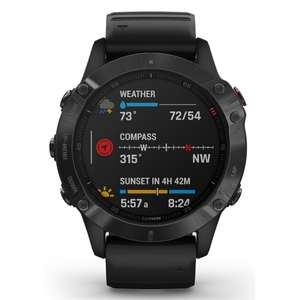 Fenix 6 Pro Sports Watch - £541.49 (With Code) @ HS Johnson