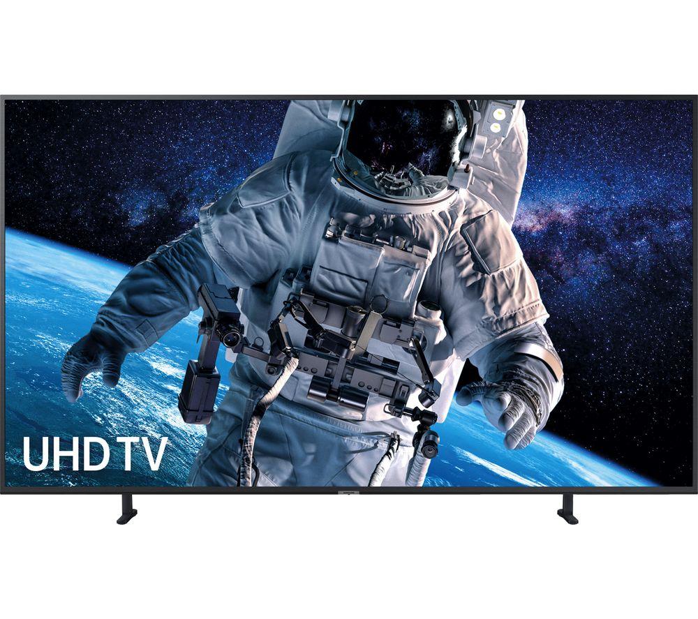 """Samsung UE55RU8000 55"""" 4K Ultra HD HDR Smart LED TV with Apple TV app + FREE JBL Bar Studio 2.0-Channel Soundbar £706.69 delivered @ BT shop"""