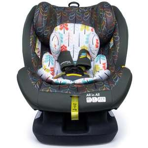 Cosatto All in All Car Seat - Group 0 +1,2,3 - £139.95 @ Uber Kids