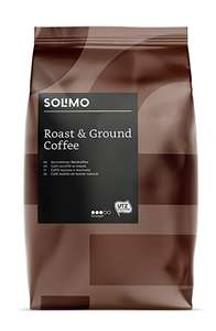1.36 kg of ground Arabica coffee between  £6.93 prime / £11.42 non prime Amazon