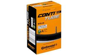 Continental  Inner Tubes  - Starting at £2.95 at Halfords (Free Click & Collect)