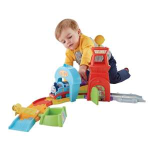 Thomas & Friends My First Railway Rescue Tower £12.49 @ Smyths toys - Click and collect only