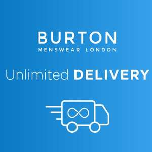 Burton Unlimited UK Next Day Delivery for a year £6.95 @ Burton