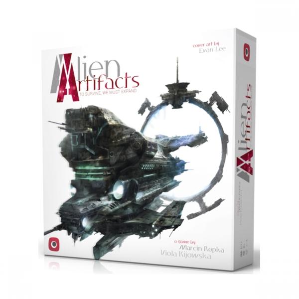 Alien Artifacts Board Game - £11.99 @ 365games