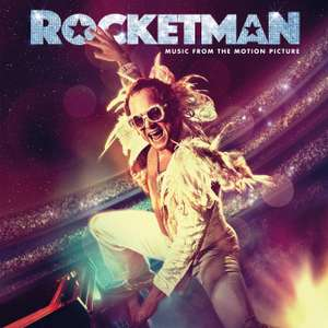 Rocketman  Movie Soundtrack CD £5 (Prime) / £7.99 (non Prime) @ Amazon