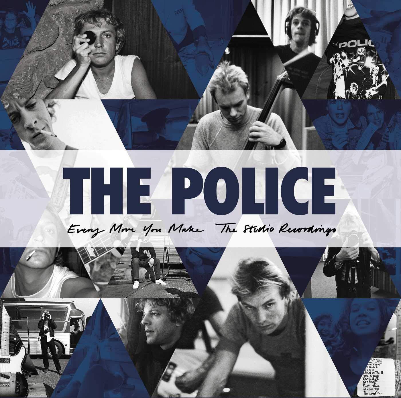 """The Police """"Every Move You Make: The Studio Recordings"""" CD Box Set Pre-Order £17.87 (Prime) / £20.85 (non Prime) at Amazon"""