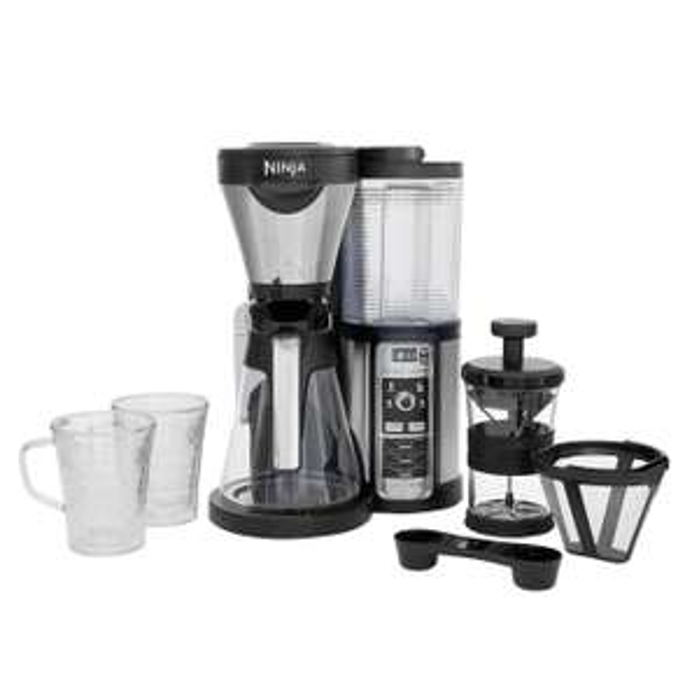 Ninja CF060UK Coffee Bar Auto-IQ Brewer with Glass Carafe £74.99 Amazon