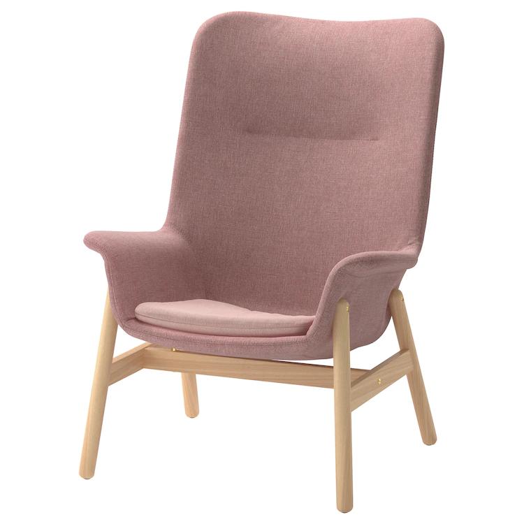 (Ikea Family Price) VEDBO High-back armchair £165 @ Ikea