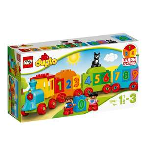 LEGO 10847 Duplo My First Number Train Educational Toy £9.99 Smyths Toys
