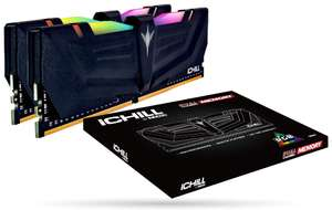 Inno3d 16GB (2x8)  PC 3000 CL16 DDR4 3000mhz RGB ram £57.08 (dropping hourly) @ Amazon