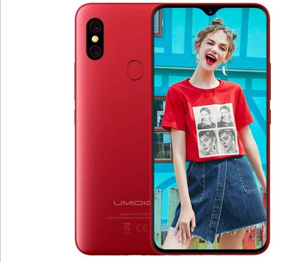 UMIDIGI F1 Mobile Phone Unlocked Dual 4G Smart Phone Sim Free Android 9 Pie 5150mAh Battery 128GB ROM+4GB £135.99 @ UMI Amazon