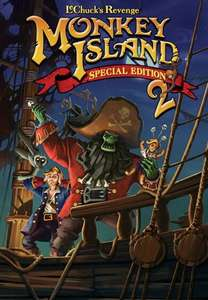 Monkey Island 2 Special Edition: LeChuck's Revenge (Steam PC Game) £1.54 @ Eneba