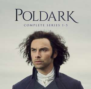 Poldark Complete Series 1-5 Boxset at iTunes Store for £24.99