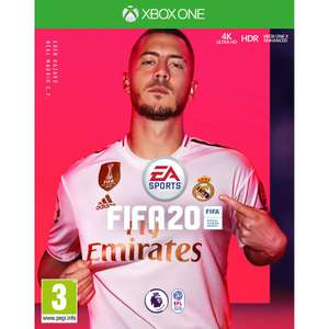 FIFA 20 - PS4 & XBOX One at QD Stores instore with free loyalty card first purchase