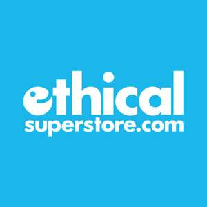 £4 off £50 Spend with Voucher Code @ Ethical Superstore.com