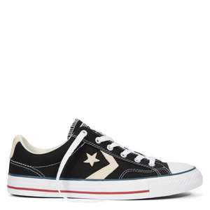 Up to 50% Off Midseason Sale + Extra 20% Off with code @ Converse