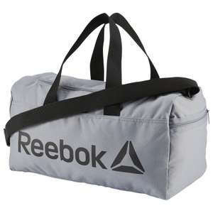 Reebok Act Core Small Grip Duffle Bag now £7.84 / £11.83 delivered with code @ Reebok