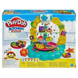Playdoh Cookie dough creations play food set £2.50 instore at Tesco