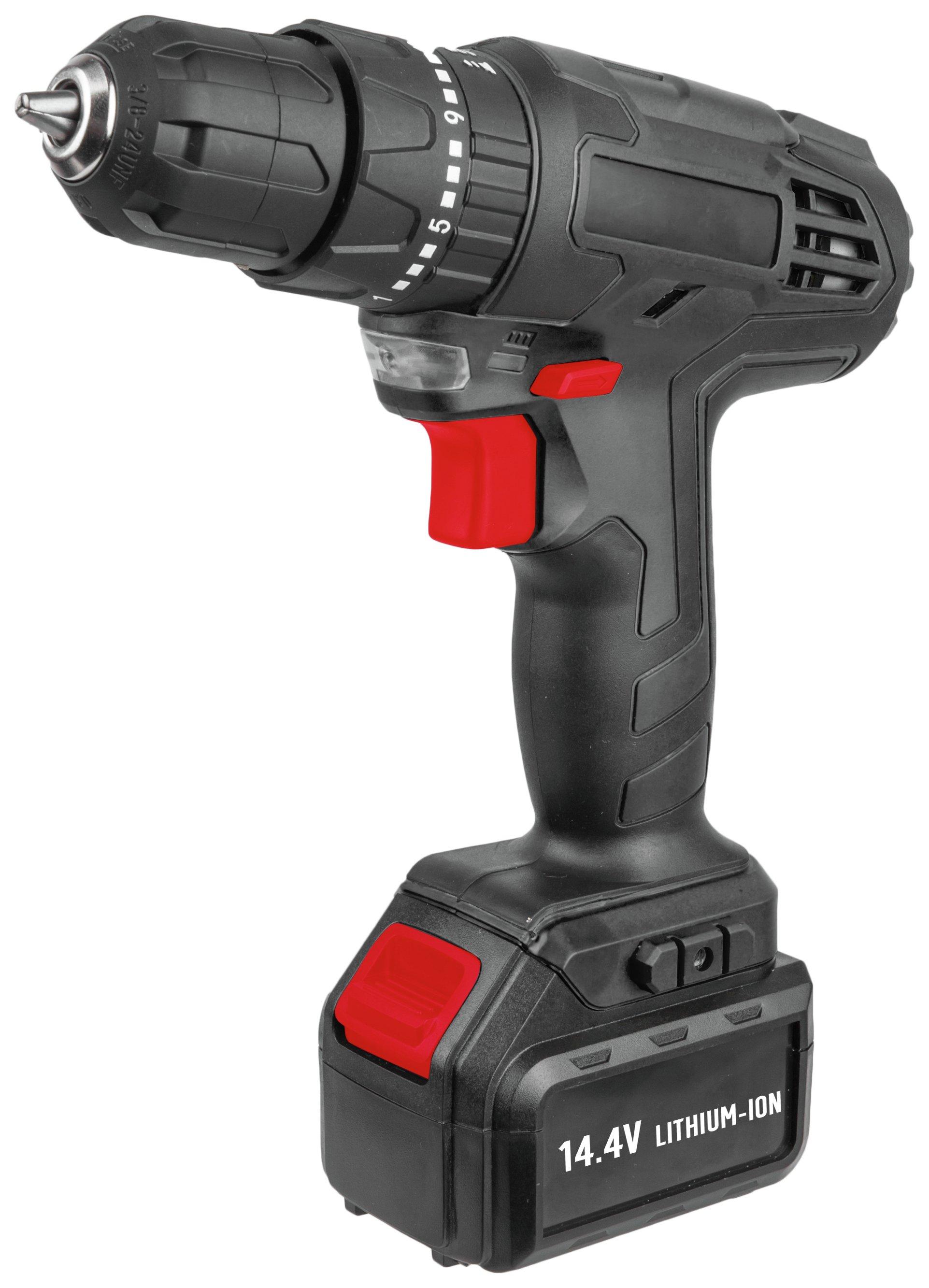 Simple Value 1.3Ah Cordless Hammer Drill - 14.4V £25 at Argos