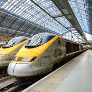 Eurostar November & December dates - London to Paris / Brussels / Lille Return - £52.20 with code @ Omio