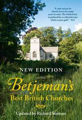 Betjeman's Best British Churches Kindle Edition - 99p at Amazon