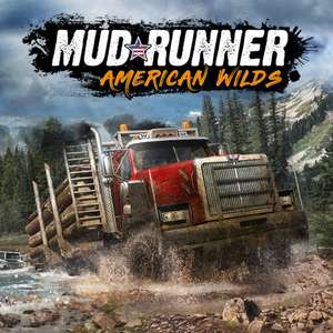 PS4 Game: MudRunner - American Wilds Edition £9.99 @ Playstation Store