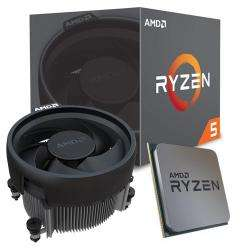 AMD Ryzen 5 2600X Processor with Wraith Spire Cooler £125.99 at Aria PC