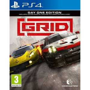 GRID PS4 for £38.95 @ TheGameCollection