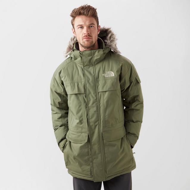 The North Face Men's McMurdo 2 Waterproof Parka £284.97 Blacks