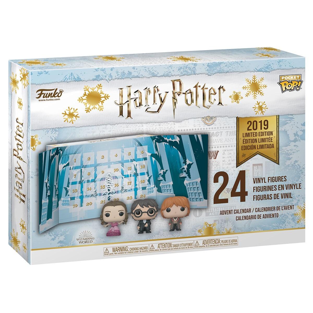 Funko POP! Harry Potter Advent Calendar (Limited Edition Yuleball 2019) - £35.99 - Zoom