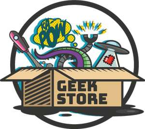 3 for £10 on a selection of T-Shirts @ Geek-Store with free delivery