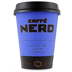 1 Free Hot Drink, 50% off + bonus stamp offers with Caffe Nero App (Account Specific)