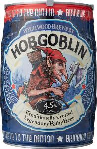Hobgoblin 5 Litre Mini Keg £9.99 @ Home Bargains (Filton)