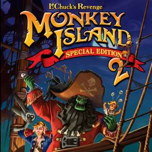 Monkey Island 2 Special Edition: LeChuck's Revenge (Steam PC Game) 71p @ Gamivo