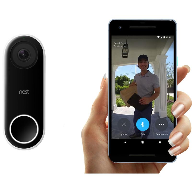 Nest Hello Doorbell NC5100GB £176 at Toolstation