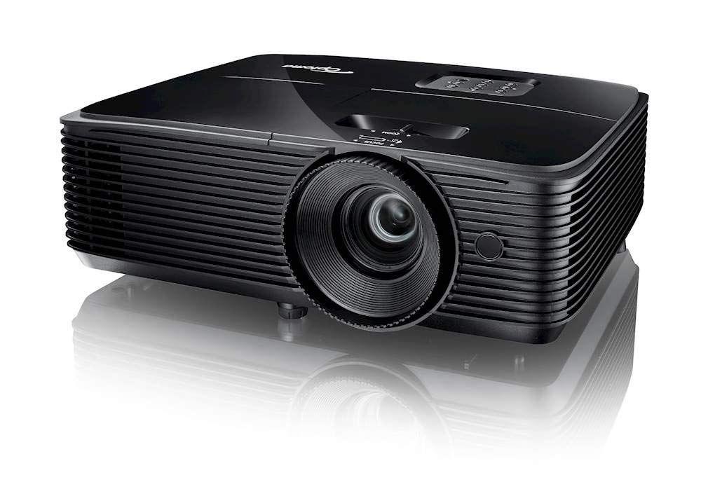Optoma HD143X HDMI 3000 ANSI Lumens 1080p Projector - Black £390 @ Amazon