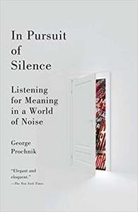 In Pursuit of Silence: Listening for Meaning in a World of Noise Paperback £1.60 at Amazon Prime / £4.59 Non Prime