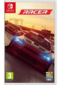 Super Street: The Game (Nintendo Switch) - £28.85 @ Base (pre-order)