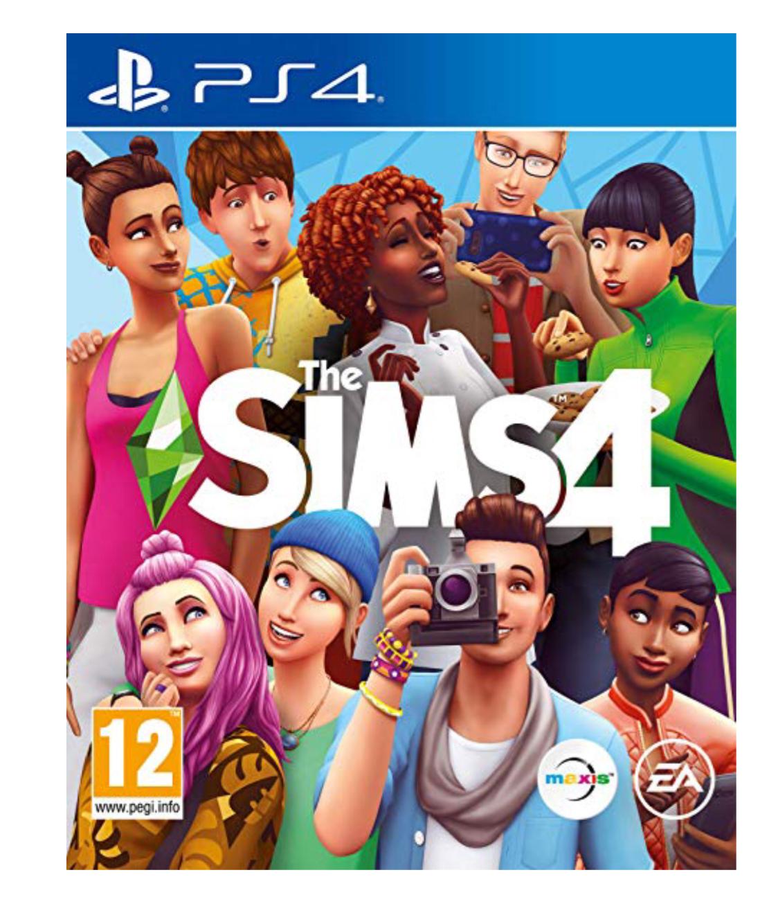 The Sims 4 (PS4) @ Amazon £17 Prime / £19.99 Non Prime